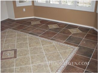 Ceramic-tile-inset